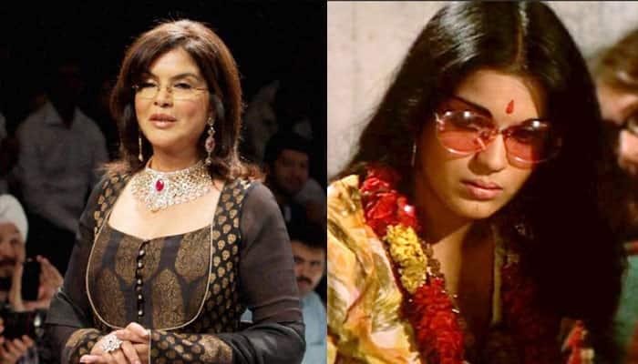 When Raj Kapoor gave gold coins to Zeenat Aman!