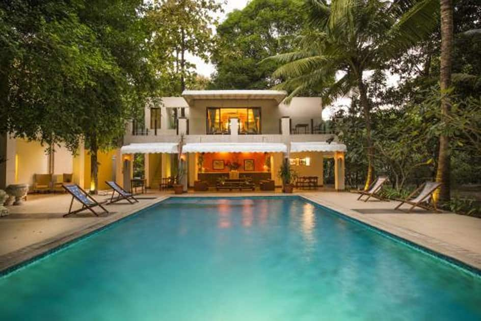 This Private Farm House in Tamil Nadu