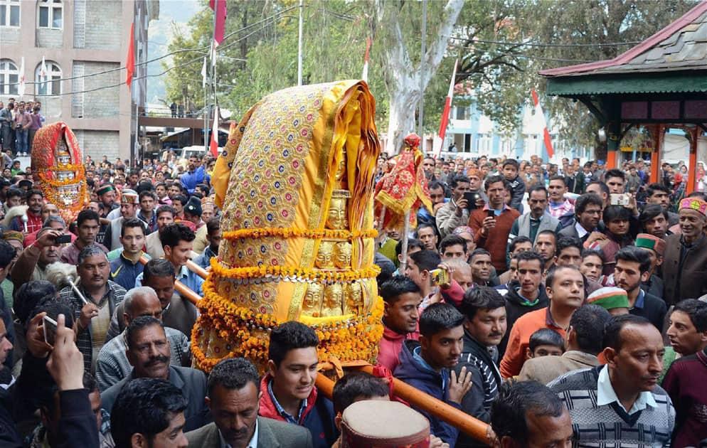 Mahashivratri festival