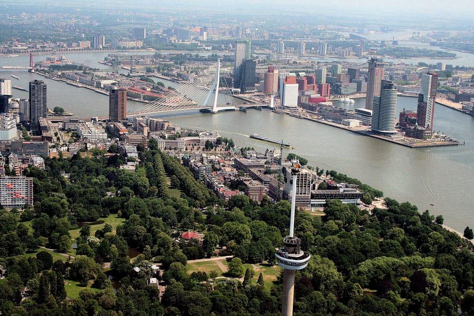 Rotterdam Harbou