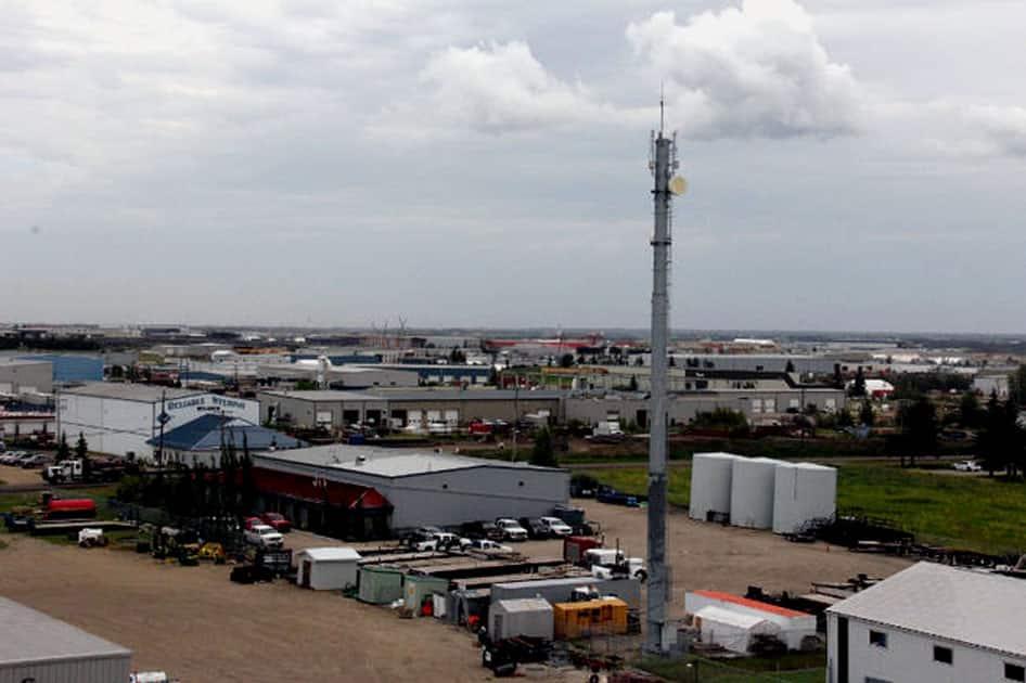 Nisku Industrial Park