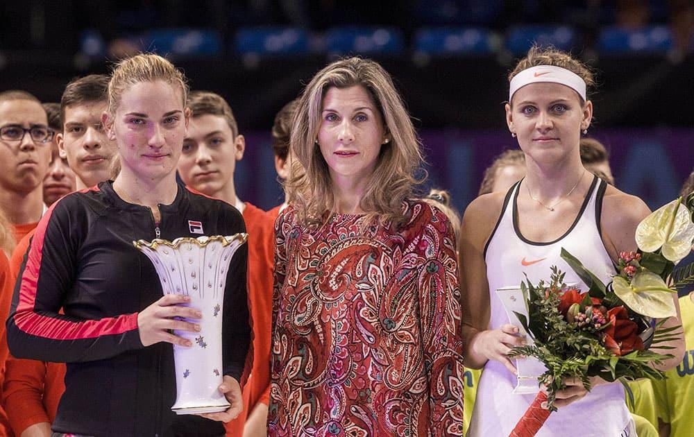Hungarian Ladies Open tennis tournament