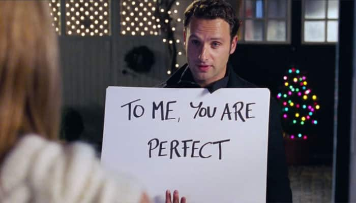 Andrew Lincoln excited about 'Love Actually' sequel