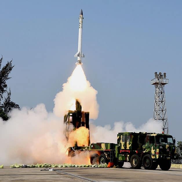 Endo-Atmospheric Interceptor Missile