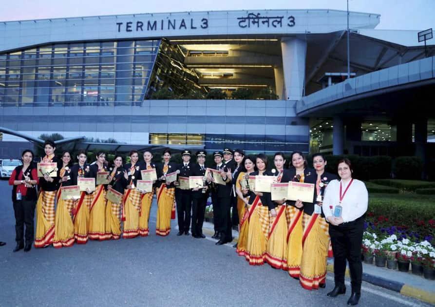 Air India flight AI 173