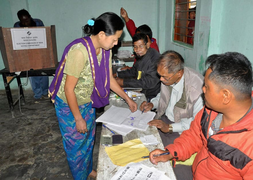 Manipur Assembly Election