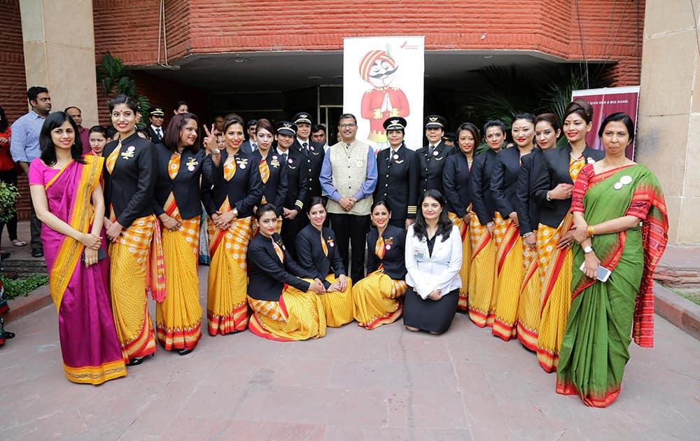 Air India CMD, Ashwani Lohani