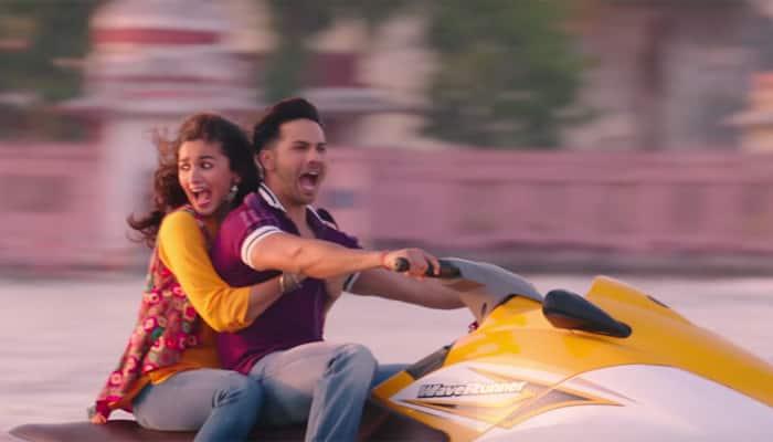 Badrinath Ki Dulhania movie review: Varun Dhawan's performance steals the show, Alia Bhatt's act leaves indelible impact