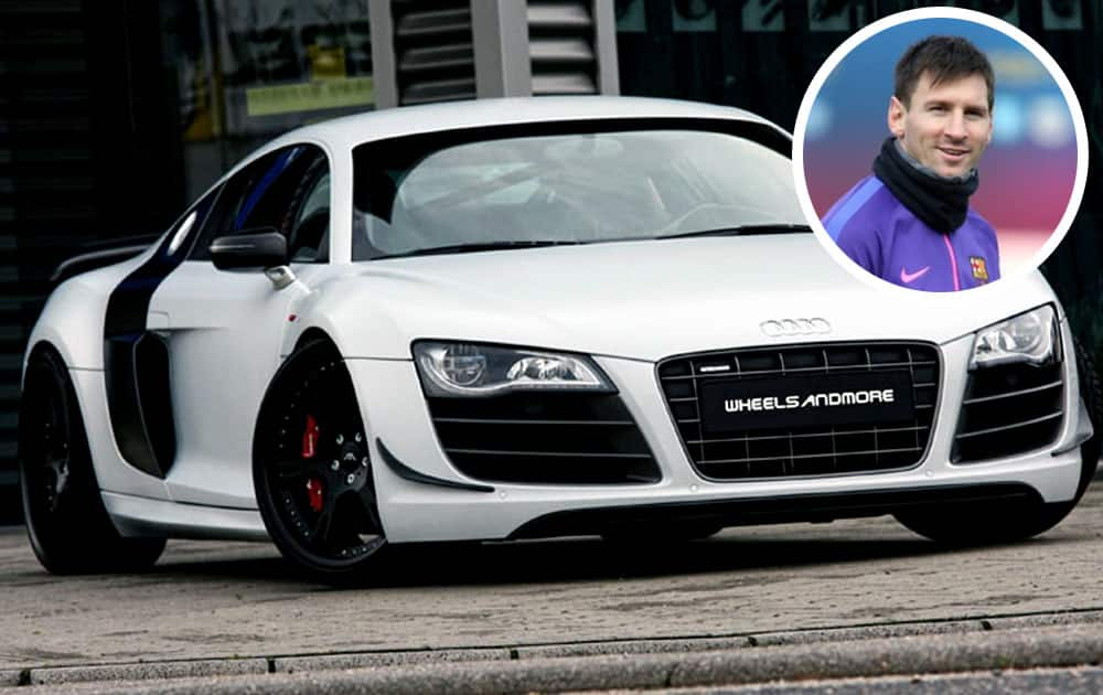 Top 10 Footballers With Most Expensive Cars In The World News