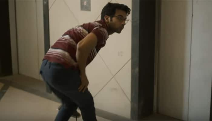 Trapped movie review: Rajkummar Rao takes acting to the next level