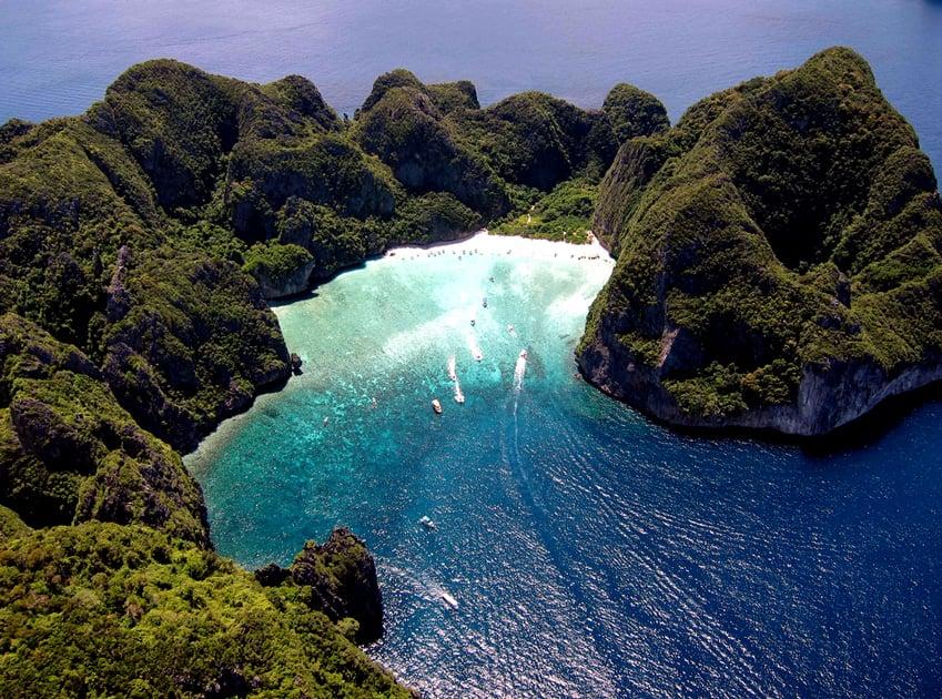 Maya Bay – Ko Phi Phi – Thailand