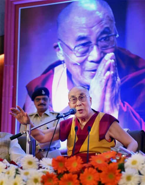 Tibetan Spiritual the Dalai Lama