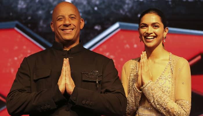 Is Vin Diesel Deepika Padukone's mentor in Hollywood?
