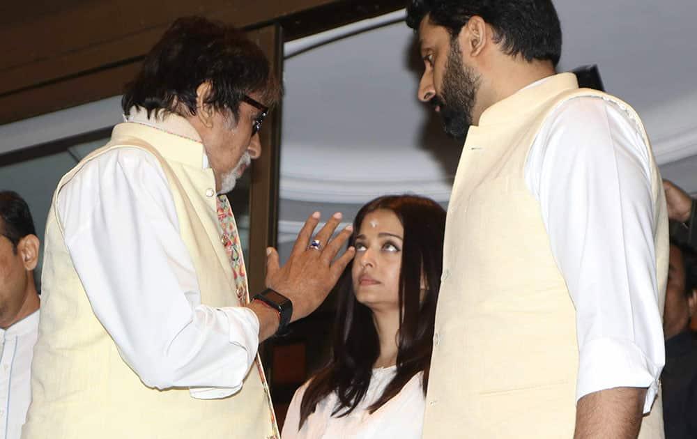 Payer meeting of late Krishnaraj Rai