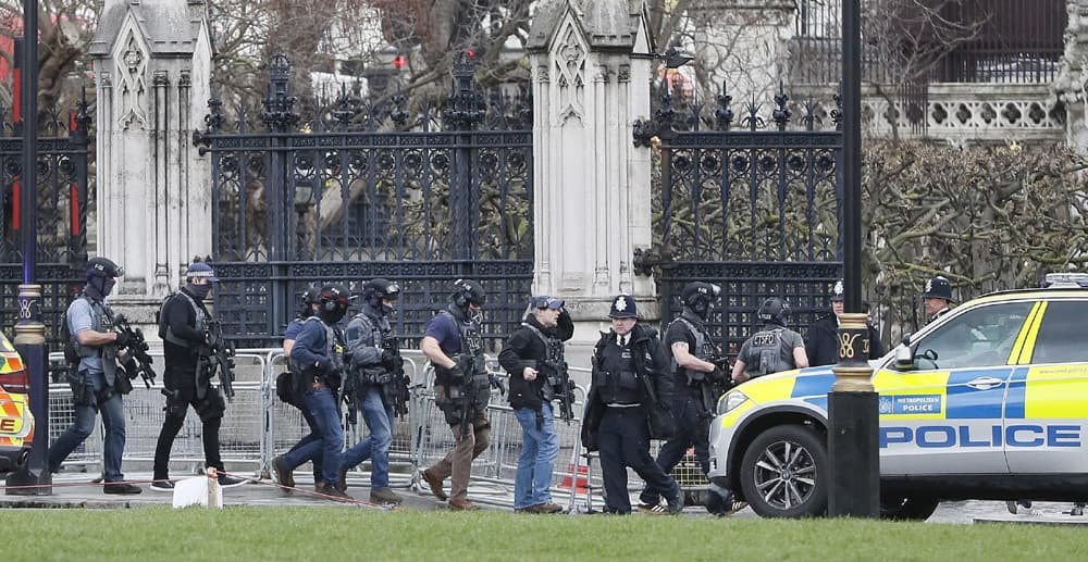 UK Parliament terror attack
