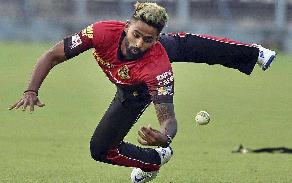 KKR cricketer Suryakumar Yadav