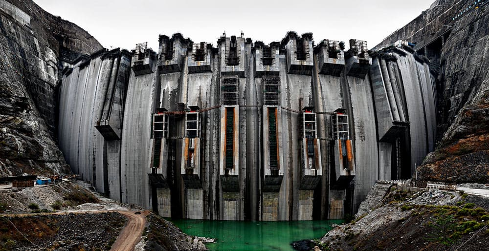 Xiluodu Dam