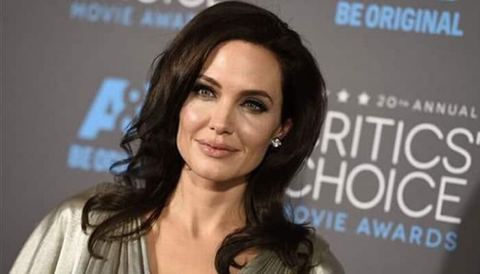 Angelina Jolie was drug-tested for 'Lara Croft'