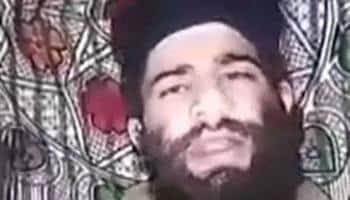 Burhan Wani's successor Zakir Musa provokes attacks against J&K police, calls stone-pelters soldiers of Islam