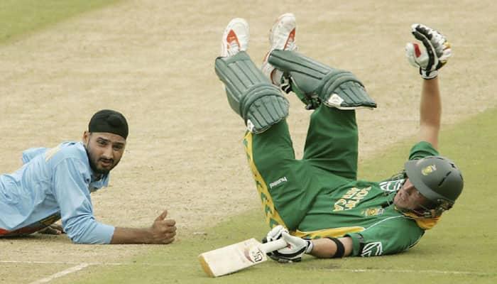 #AskTurbanator: Harbhajan Singh names AB de Villiers toughest current batsman to bowl at