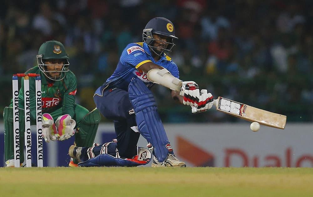 Twenty20 cricket match between Bangladesh and Sri Lanka
