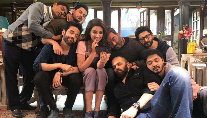 Rohit Shetty S Golmaal Again To Be A Comedy Of Epic Proportions