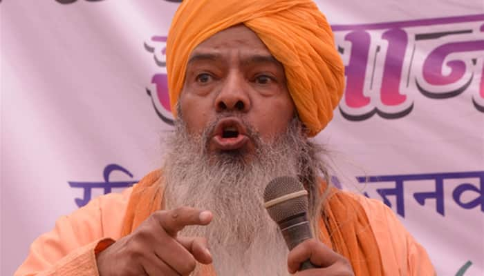"""Ajmer shrine head, who urged Modi govt to ban beef, ''sacked'' and declared """"non-Muslim"""""""