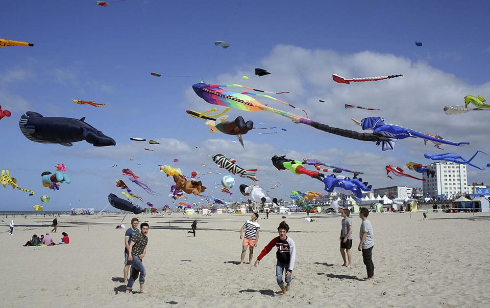 31st International Kite Festival