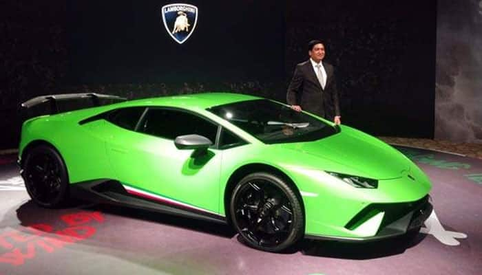 Lamborghini launches latest Huracan Performante in India at