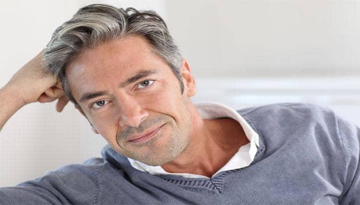 Grey hair may increase risk of heart disease