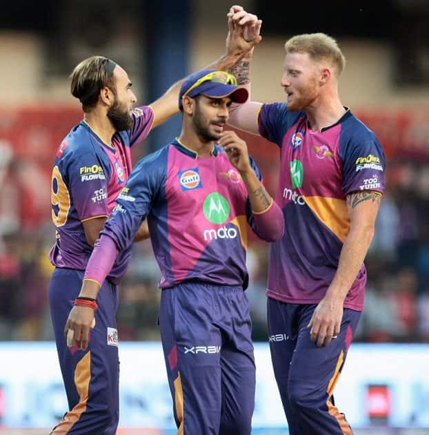 Rising Pune Supergiant vs Kings XI Punjab