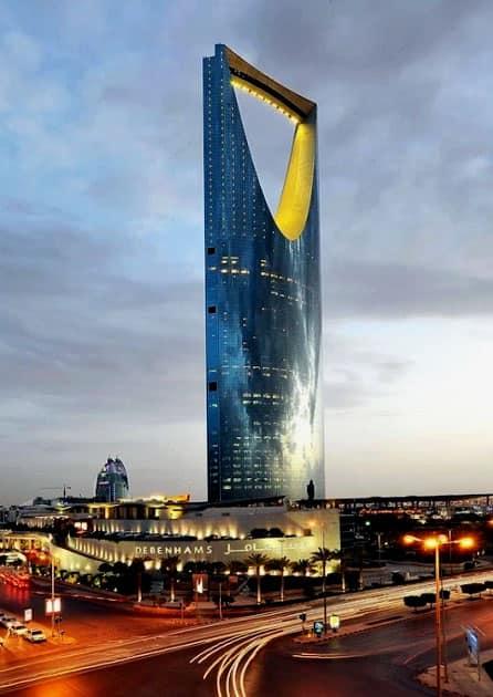 Kingdom Centre, Saudi Arabia