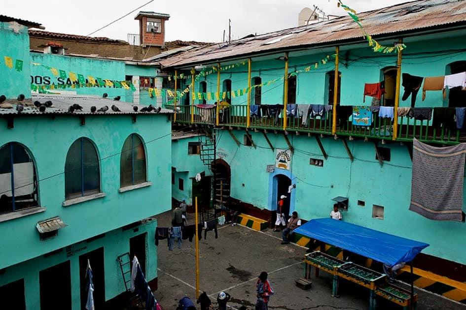 San Pedro Prison, Bolivia