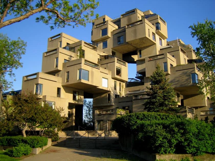 Habitat 67 Building
