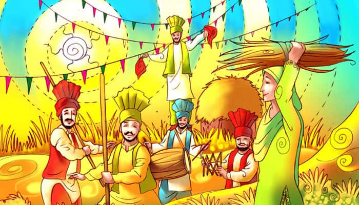 Baisakhi 2017: Bollywood celebs throng Twitter for wishes!