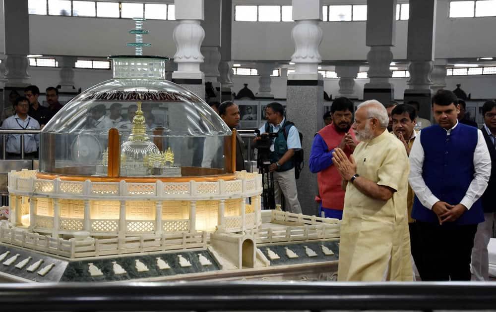 Modi in Nagpur