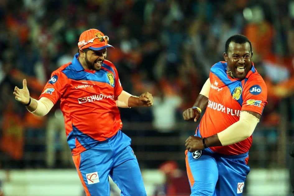 Gujarat Lions Vs Rising Pune Supergiant