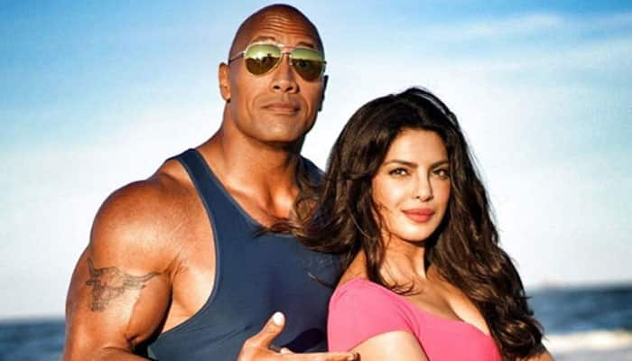 Priyanka Chopra Unsure About Baywatch Teams Visit To -8139