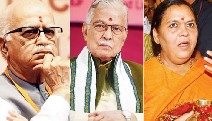 Babri Masjid demolition case: LK Advani, MM Joshi, Uma Bharti to face trial on conspiracy charges, rules SC