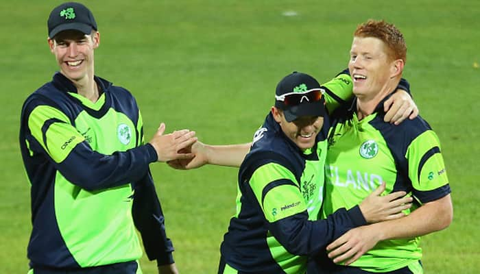 Kevin O'Brien, Paul Stirling declared fit for ODI tour to England