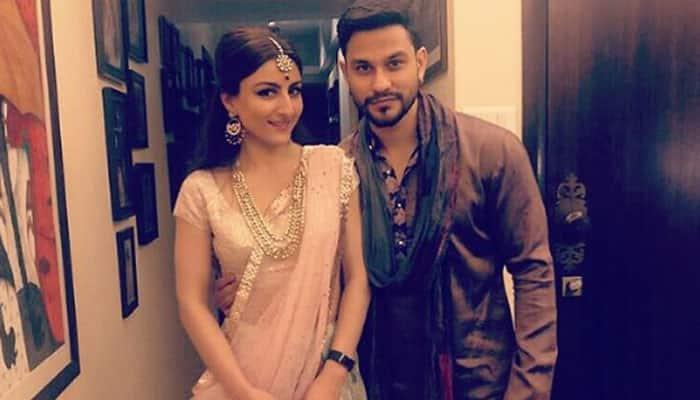 Soha Ali Khan, hubby Kunal Kemmu expecting their first child?