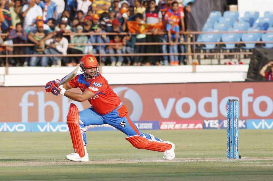 Gujarat Lions VS Kings XI Punjab