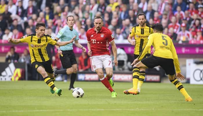Bayern Dortmund Stream Zdf