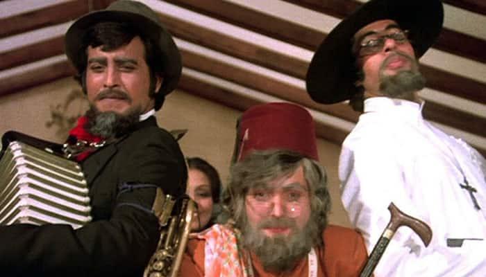 Amitabh Bachchan, Vinod Khanna starrer 'Amar Akbar Anthony' inspires Harvard book