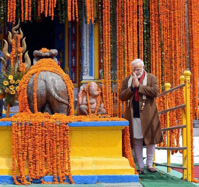 PM in Kedarnath