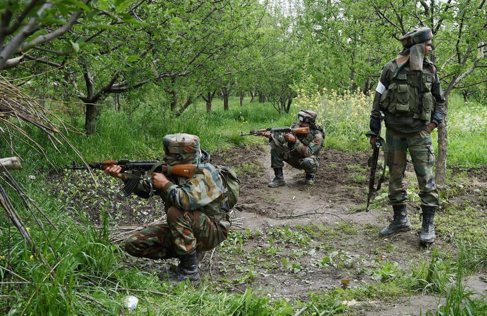 Army's anti-militancy operation