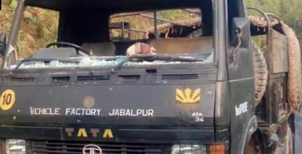 Army jawan killed, 3 others injured in IED blast near international border in Manipur