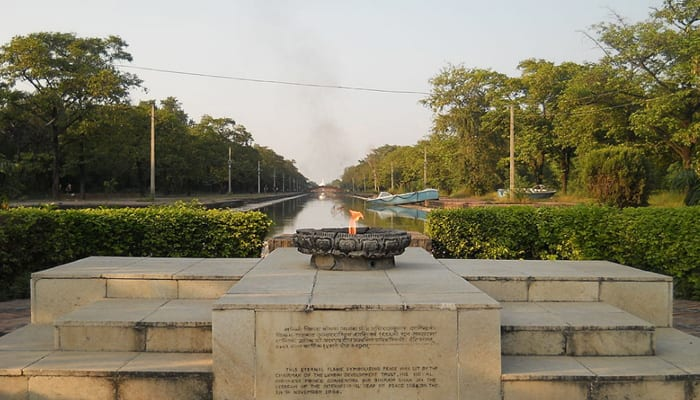 Lumbini – The birthplace of Buddha in Nepal faces serious threat from pollution