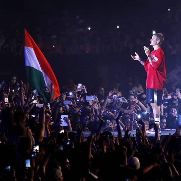 Purpose World Tour