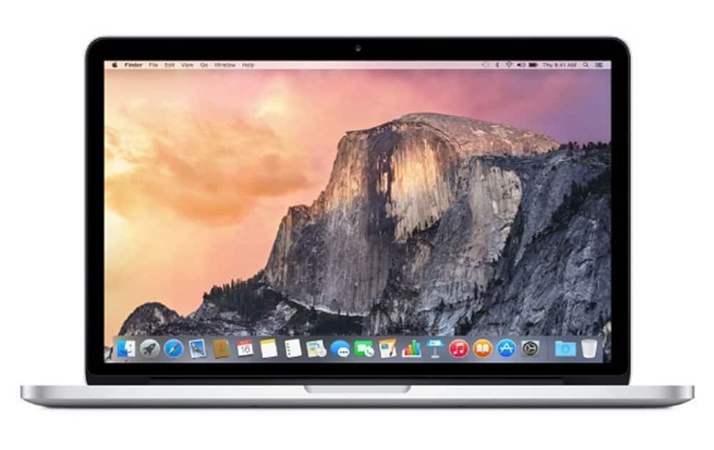 Apple MacBook Pro MF839HN/A 13-inch Laptop